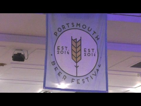 Highlights From The Portsmouth Beer Festival 2017