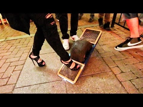 Thumbnail: High Heels on a Hover Board