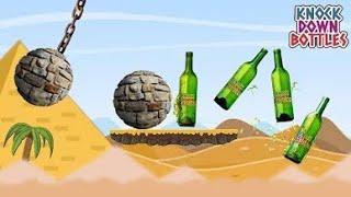 Bottle Shooting Game Gameplay Trailer (iOS & Android) | Level 1-25 Walkthrough screenshot 2