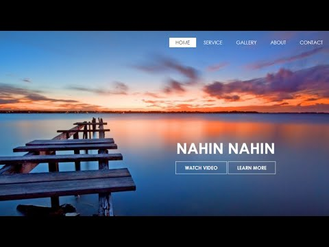 How To Make A Website Using HTML And CSS Step By Step