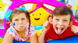 Funny Face Song | Nursery Rhyme and Children's song