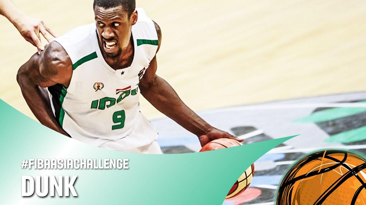 Galloway slams it down! - FIBA Asia Challenge 2016
