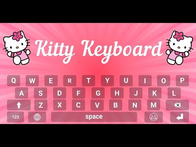 Ketty Keyboard Theme 1 0 Apk Download - com kitty cute love pinky