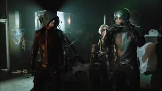 Arrow S08E01 Starling City Promotional Photos