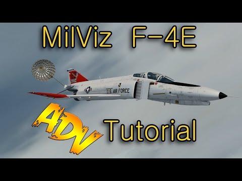 MilViz F-4E ADVANCED Tutorial
