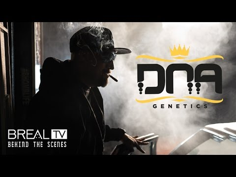 BrealTV Behind the Scenes with DNA Genetics