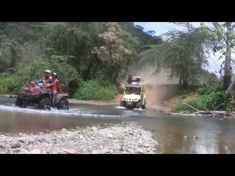 Motor y pasion Club Mustang Costa Rica 2015 Ride de Cuadras Punta Leona