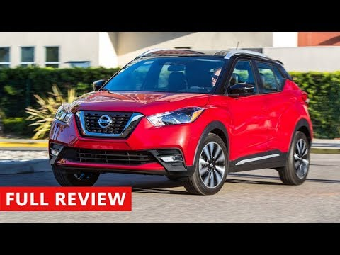2018 Nissan Kicks Review All New Crossover Suv Youtube