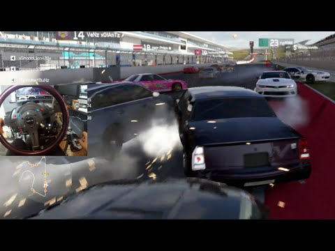 FM6 GoPro Online Public Drift Hopper Open Lobby Take Over! - 88 Monte Carlo