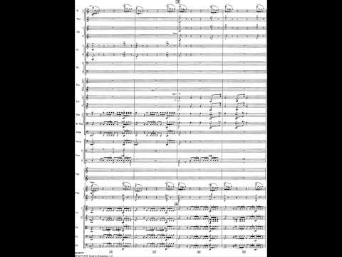 The Imperial March (Darth Vader's Theme) [Includes full score]