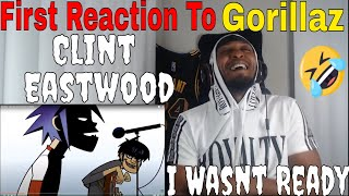 Download First Reaction To | Gorillaz - Clint Eastwood