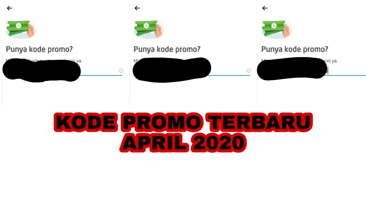 Kode Promo Gofood April Terbaru 2020 Youtube