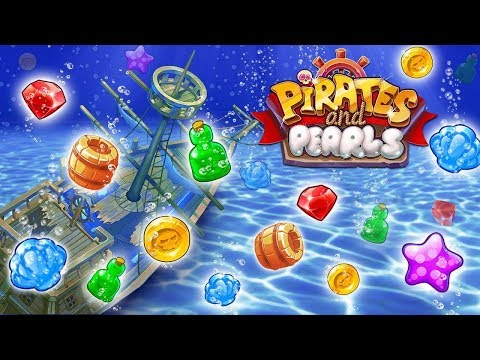 ApkMod1.Com Pirates & Pearls  A Treasure Matching Puzzle v1.5.600 + MOD (Mod Lives) download free Android Game Puzzle