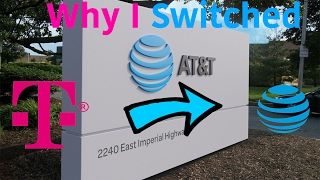 Why I Switched From T Mobile to AT&T