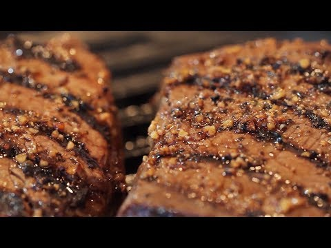 Cooking With Omaha Steaks: The Top Sirloin