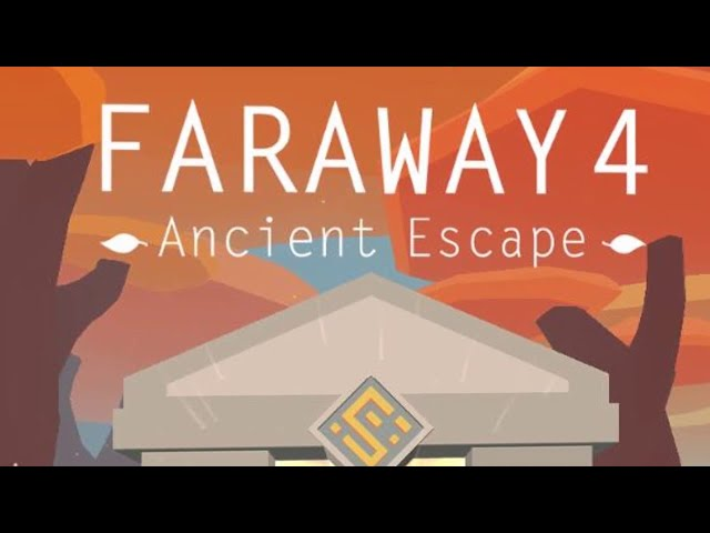 Faraway 4: Ancient Escape Level 1-9 Walkthrough + All 3 Letters \ Notes (by Snapbreak Games)
