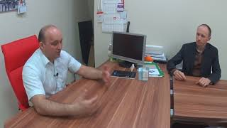 Интервью Марат Камалтдинов (Консалтинг, обучение по управлению организацией)