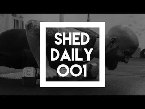 Beginners Strength Workout   Sweat Shed Daily 001