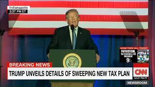 Donald Trump singing Tantrum