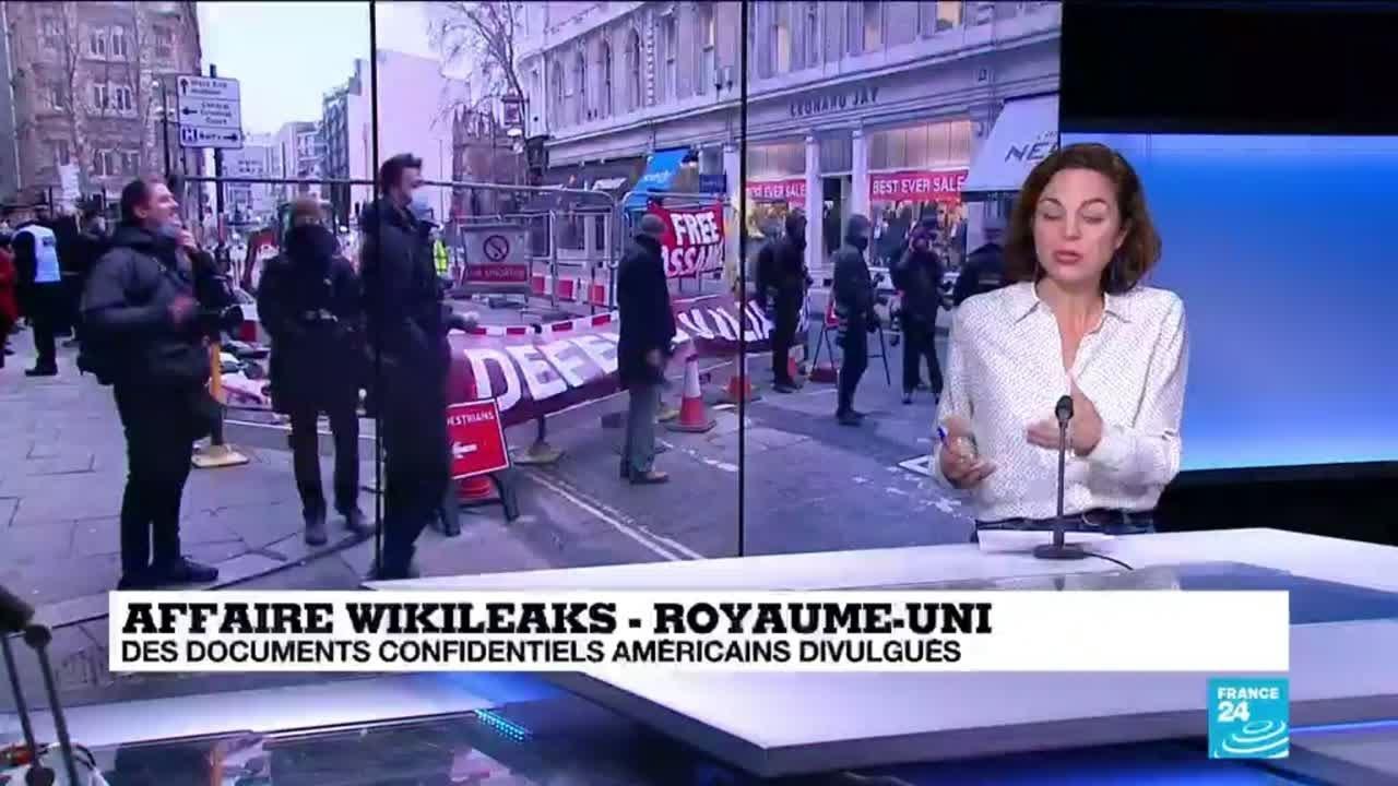 Download Affaire WikiLeaks : héros ou espion, Julian Assange face à la justice britannique