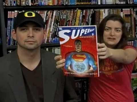Comic Book Reviews: All-Star Superman, Batman & Robin, Adventure Comics