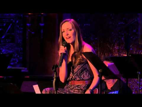 """Laura Osnes: """"The City and You"""" at Feinstein's/54 Below"""