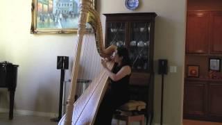 Elias Parish Alvars - Harp Concerto in E-flat major, Op.98, 1st movement