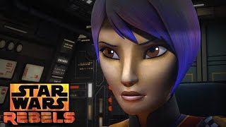 Iron Squadron | Star Wars Rebels | Disney XD