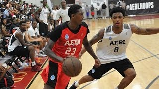Lou Williams Drops 54 Points at AEBL Pro-Am