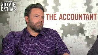 The Accountant (2016) Ben Affleck & Gavin O'Connor Talk About Their Experience Making The Movie