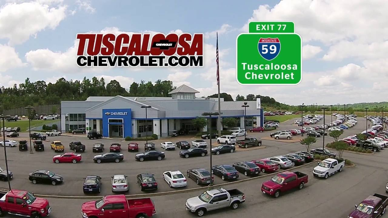 Tuscaloosa Chevrolet Youtube