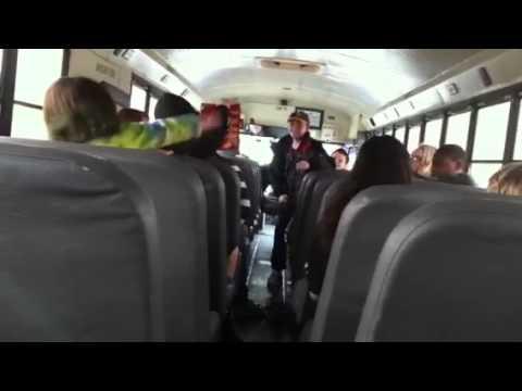 Harrisburg middle school does the Harlem Shake