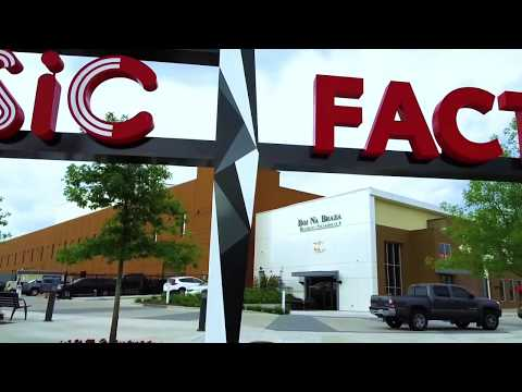 The Pavilion at Toyota Music Factory - Special Events Time Lapse