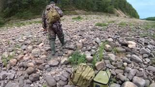 Літня риболовля 2019 Кольський п-ів частина 2. Шалений кльов сьомги.
