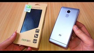 видео Чехол для Xiaomi Redmi 4 Pro / Redmi 4 Prime | Чехлы для Сяоми Редми 4 Про / Редми 4 Прайм и аксессуары - wookie.com.ua