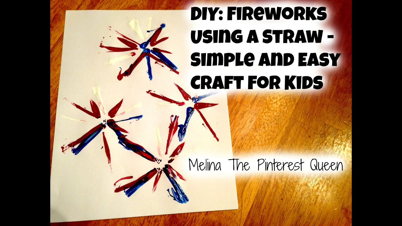 how to make diy fireworks