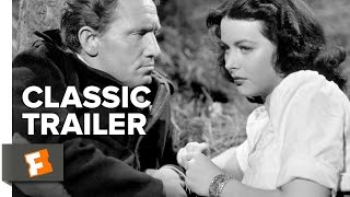 Tortilla Flat (1942) Official Trailer - Spencer Tracy, Hedy Lamarr Movie HD