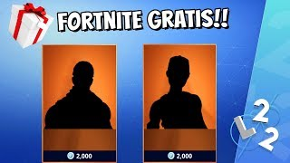 HOW I GOT TWO LEGENDARY OLD MEN FOR FREE! * tells how * FORTNITE in SWEDISH