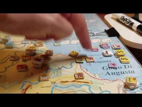 OCS. turn 15/7, Sicily: Allies [06]