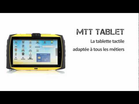 MTT Tablet : Tablette Multimedia