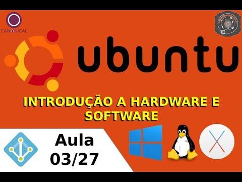 Introdução a Hardware e Sistema Operacional - Aula-003