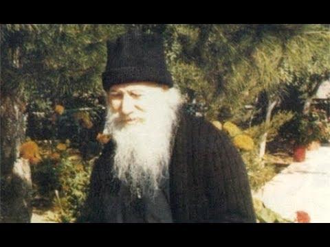 Părintele Porfirie - Dragostea lui Hristos - YouTube