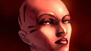The Meaning Behind Asajj Ventress' Tattoos