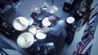 send the pain below chevelle drum cover