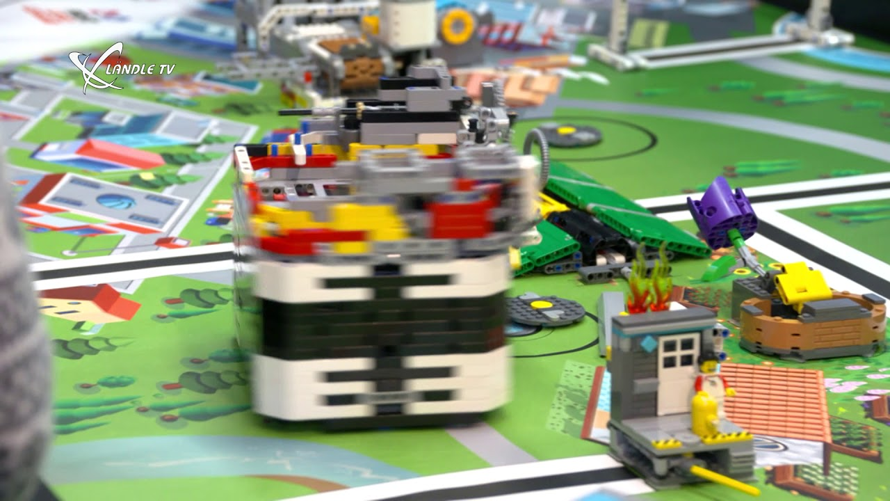 First Lego League Vorarlberg 2017
