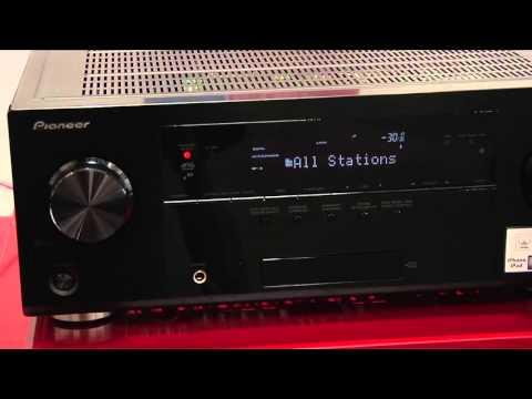 Pioneer VSX-922 (IFA 2012)