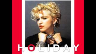 Madonna - Holiday (ORIGINAL INSTRUMENTAL) + Download