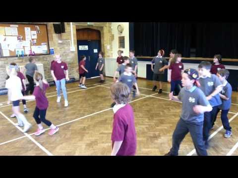 Blockley Street Performance May 15