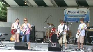 all wheel drive performing story of a girl by 3 doors down nine days