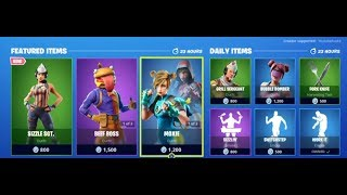 NEW SIZZLE SGT. SKIN!- 15 septembre Item Shop(Fortnite Battle Royale) NEW ITEM SHOP VOTING